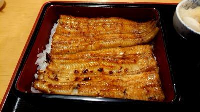 神田明神下 喜川の鰻を食べてきました。
