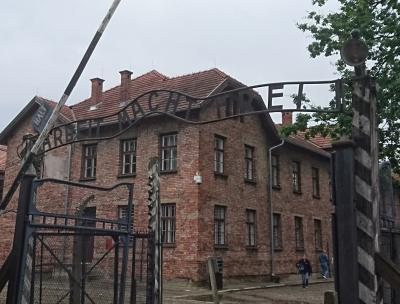 雨多き初夏のポーランド(12) ホロコーストの記録 アウシュヴィッツ・ビルケナウ強制絶滅収容所