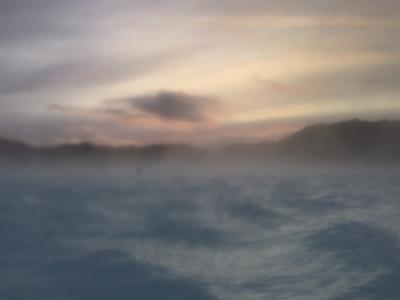 アイスランドへ念願のオーロラ旅!まずはブルーラグーンへ、の巻
