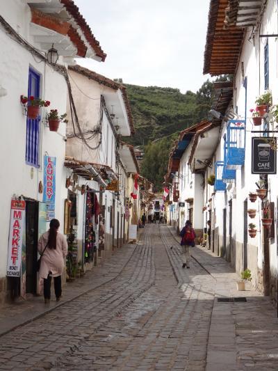 ◆ペルー 女ひとり旅◆⑪アレキパ→クスコ食べ歩き