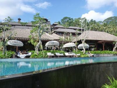 バリ島 ホテルの感想・親爺流(2020年再編集) ウブド北西部地区