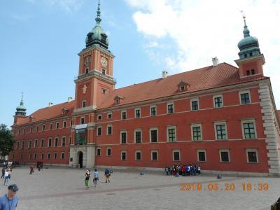 ポーランドの首都「5月のワルシャワ」(その3)