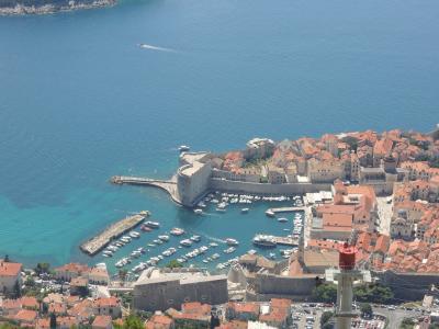 クロアチア縦断バス旅+周辺国