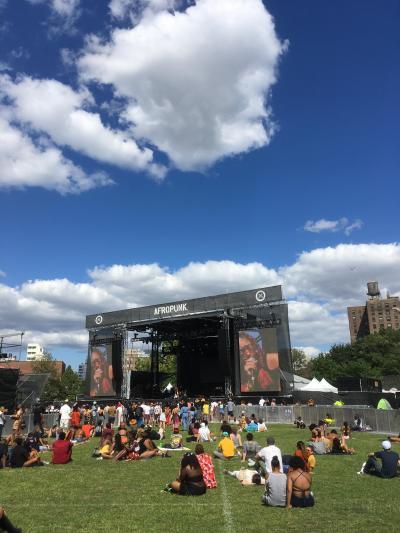 ニューヨーク2019夏〈Day 2〉音楽フェス、全米テニス、美術館巡りなど7日間
