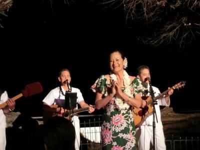 ハワイの休日・いろいろな人と再会出来た16日間 ハレクラニで、花を見て&食事をして&フラダンスを楽しむ。(2020)