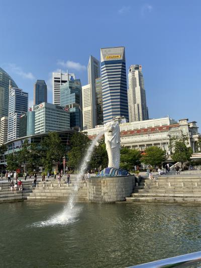 連休にシンガポールへ(3日目)
