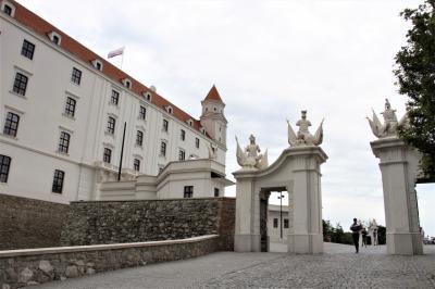 駆け足で巡る中欧5カ国の旅 19  スロバキアの首都ブラチスラバ その1