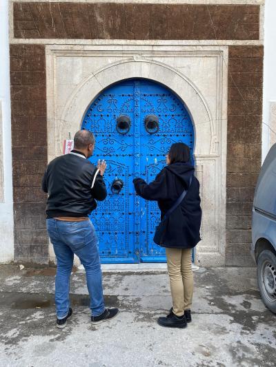 チュニジア旅行 世界遺産チュニス旧市街メディナ散策編