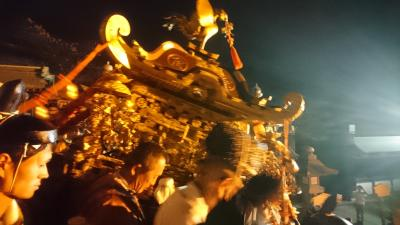 金刀比羅宮大祭の日に琴平街ぶら
