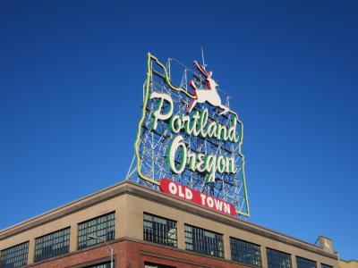 シアトル&ポートランドの旅
