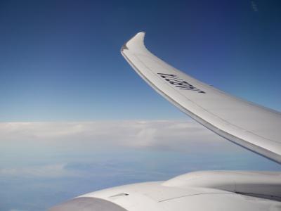 ANAビジネスクラス 成田~メキシコ・ウィーン~羽田・オーストリア航空セネターラウンジ(VIE)