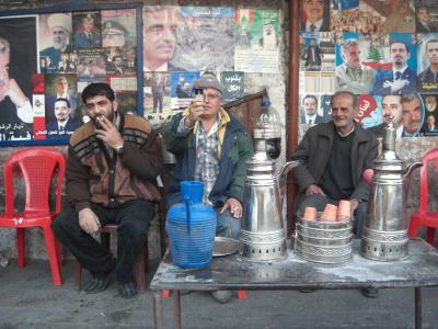 世界一周の思い出 レバノン①お菓子と陽気な人の街トリポリ