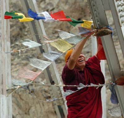 秘境小チベット・ラダック 9日間 4日目 ラマユルからアルチへ 編