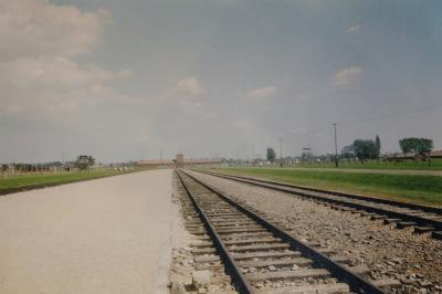 2004年負の世界遺産アウシュビッツを訪ねる