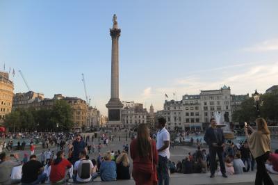 ロンドン2時間観光