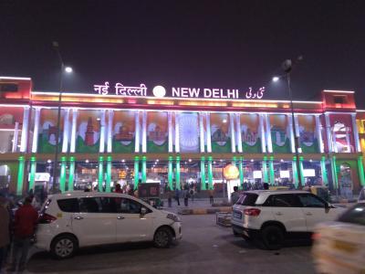 2019パキスタン・北インドの旅 13~15日目 デリー観光(インド)