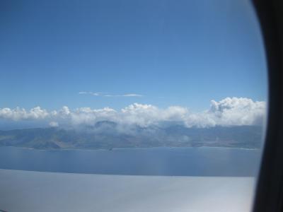 今夜、帰国するはずだったハワイ島とオアフ島の旅。また、いつかきっと♪
