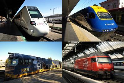 2008年~2010年 乗りました!行きました!世界の鉄道乗り鉄総集編 (5)