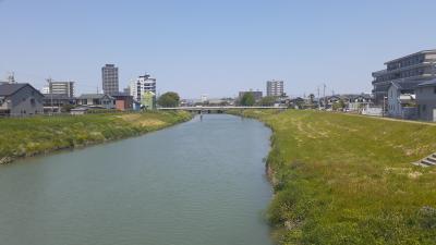 2020・04 馬込川を歩く