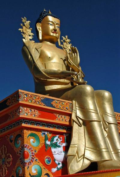 秘境小チベット・ラダック 9日間 6日目 リキール僧院、バスゴ僧院 編