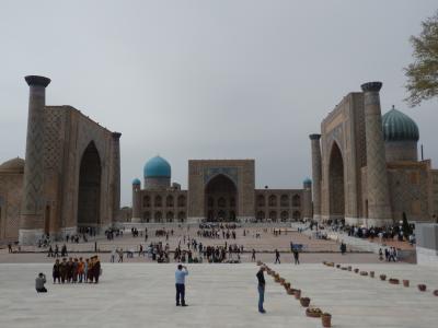 早春のウズベキスタン 1