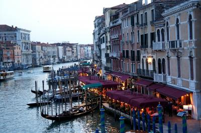 流れゆく時間...甦る記憶...大好きなイタリア、また逢う日まで