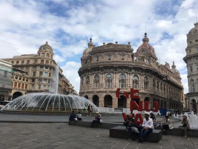 イタリアのもう一つの海の都