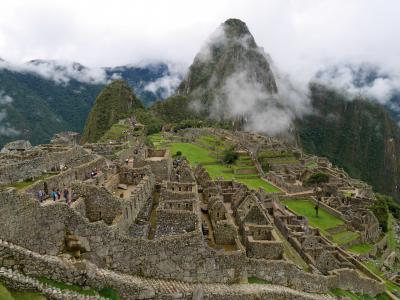 【7】南米大周遊、憧れの絶景を巡るブラボーな14日間(by Crystalheart)マチュピチュで出川哲ちゃんに