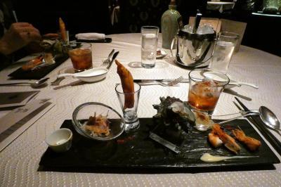 GWのエクシブ箱根離宮2泊 中国料理 翠陽のオーナー特典の夕食1名無料の夕食