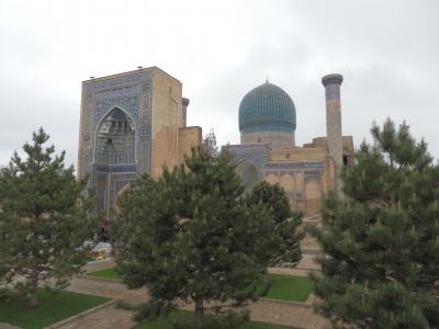 早春のウズベキスタン 2