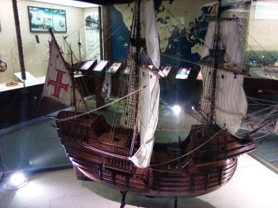 マカオ海事博物館 船がいっぱいありました