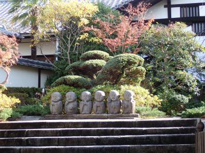 USJクリスマスからの京都 7