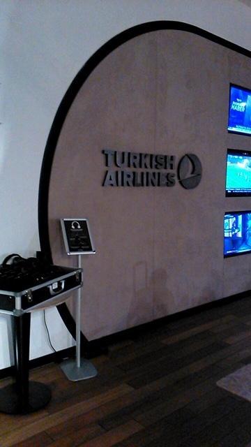 ターキッシュのラウンジに入りたくて、まずアブダビに行ってきました!いよいよトルコへ③