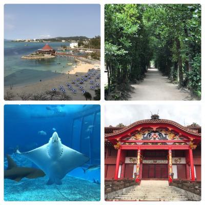 懐かしい写真で思い出す旅行記①【沖縄2018年3月】