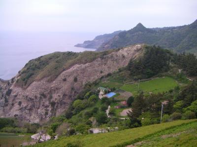 【韓国 船の旅】 2004年GW 墨湖(東海)~鬱陵島~浦項