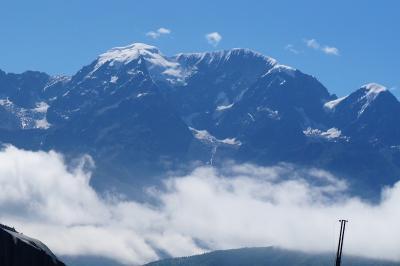 東チベットの旅3 塔公・康定・ミニヤコンカでチベット聖山を眺める (Beautiful Tibetan high country)