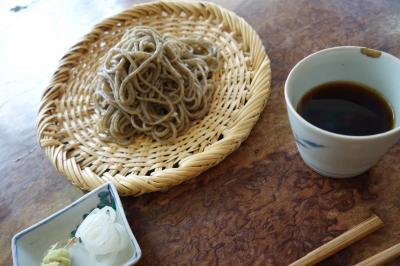20200502 大阪 そば切り からに、蕎麦前と昼酒と粗挽き蕎麦