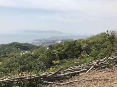 海と山の神戸の風景を堪能:明石海峡大橋から港町神戸の絶景を堪能する低山バイキング