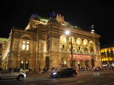 2019.8 オーストリア旅行記9 ~オペラ座でコンサート♪~