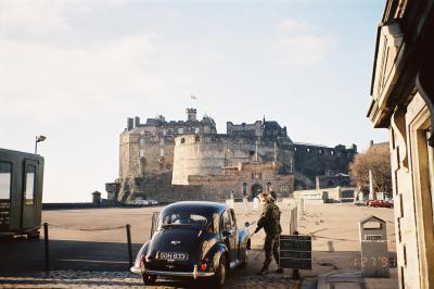 1991年、湾岸戦争の真っ只中に卒業旅行②(スコットランド駆け足でを)