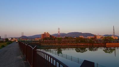 久し振りの早朝散歩 日の出の撮影時に往復した風景 上巻。