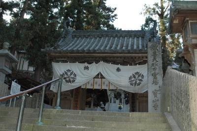 生駒宝山寺へ