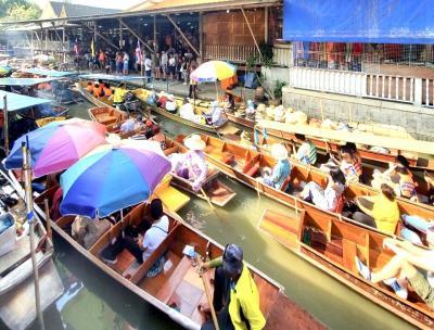 タイ・バンコクとアユタヤ周遊の旅5