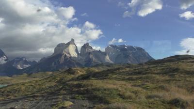 パイネ国立公園を満喫し、アルゼンチンのカラファテへ