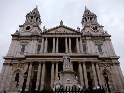 ロンドン5泊7日④~定番の観光スポットを満喫!