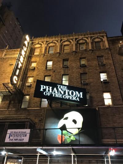 ニューヨーク 2019年末年始 カウントダウン 女2人旅 3日目