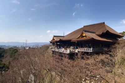 第54回京の冬の旅、再び〜清水寺・長楽館・三時知恩寺編〜