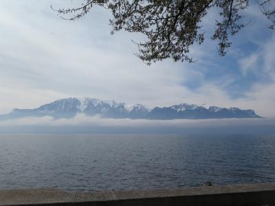 スイス景勝地を訪ねて 9 ヴヴェー観光、チョコレートミュージアム、ジュネーブ