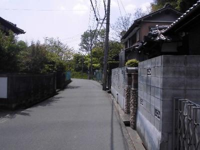 「高槻市No5.(高槻東地区探訪)」見聞録