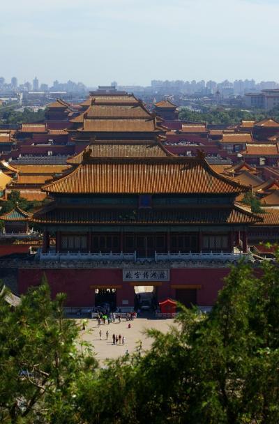 回顧録 2005年 9泊10日 チベット・北京旅行 その10 天安門広場から故宮